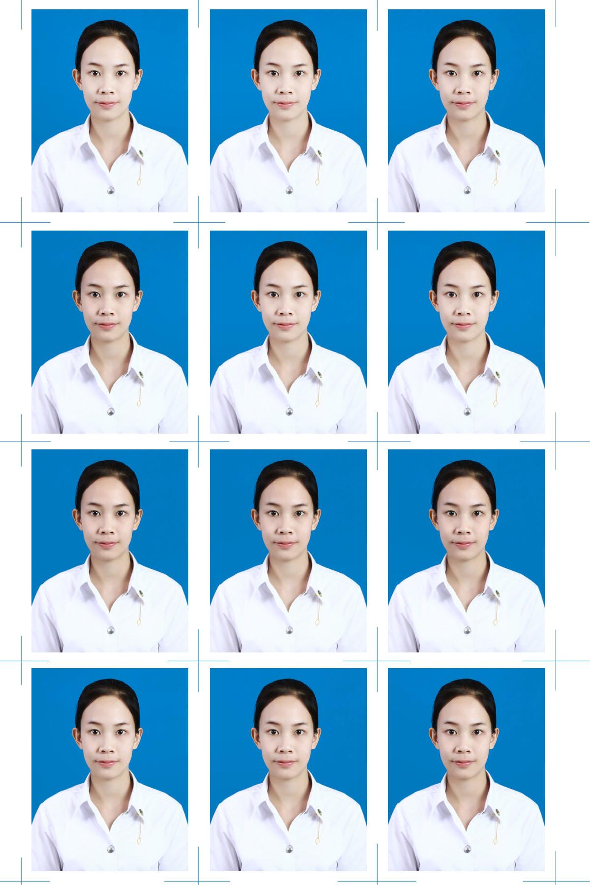 ถ่ายรูปนักศึกษา (ในเครื่องแบบ)