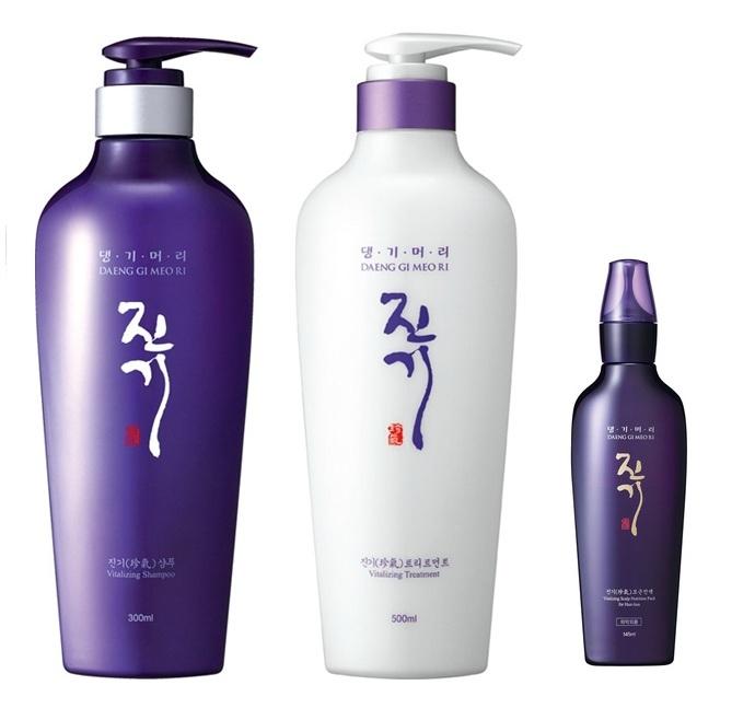 Daeng Gi Meo ri Shampoo & Treatment & Hair loss