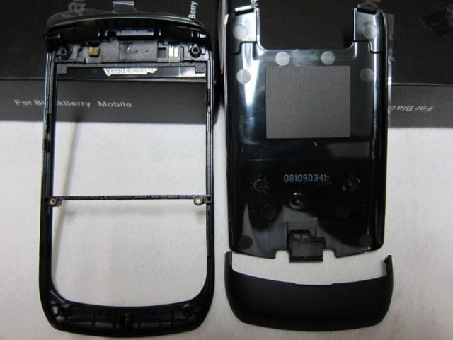 ยกชุด Body+เคสกลาง Blackberry 8900