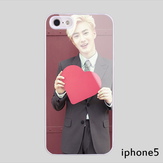 EXO SUHO เคส iphone 4s/5s
