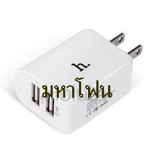 HOCO UH204 Dual-USB 3.1A Wall Charger