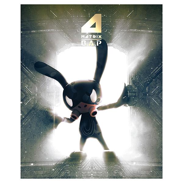 B.A.P - Mini Album Vol.4 [MATRIX] (Special A Ver.)