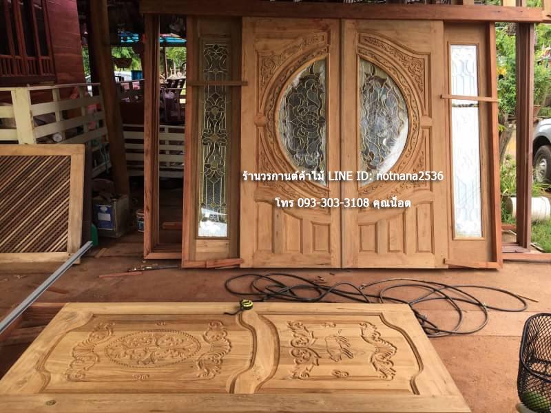 ประตูไม้สักบานเลื่อน ,ประตูไม้สักบานเปิด-ปิด ร้านวรกานต์ค้าไม้ ผลิต ประตูไม้สักทุกรูปแบบ ชุดประตูไม้สักกระจกนิรภัยสุดหรู ประตูไม้สักบานเลื่อน ,ประตูไม้สักบานเปิด-ปิด ราคาประตู ขึ้นอยู่กับ เกรดไม้สัก แต่ละ เกรด 1.เกรดA คือ ไม้สักเก่า