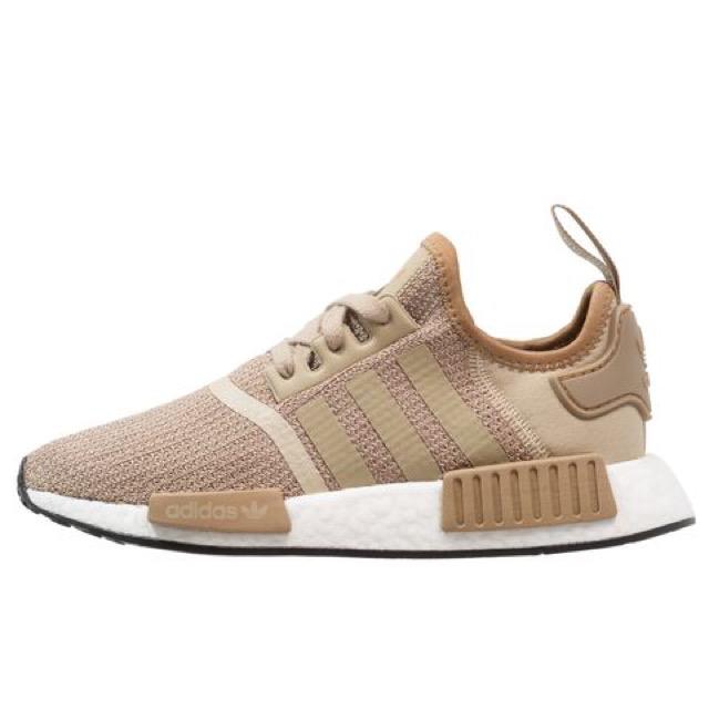 Adidas Originals NMD R1 Color raw golden/cardboard/footwear white