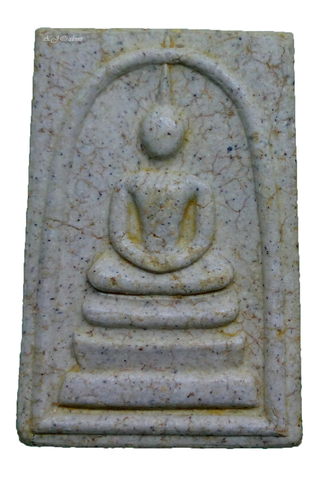 Phra Somdej Wat Rakhang,SAO-HAA Type. No.013
