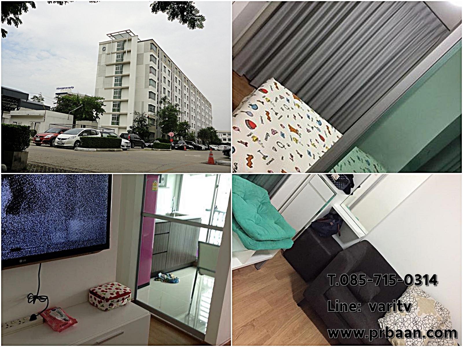 ขาย คอนโด เด็น วิภาวดี DEN Vibhavadi condominium ดอนเมือง