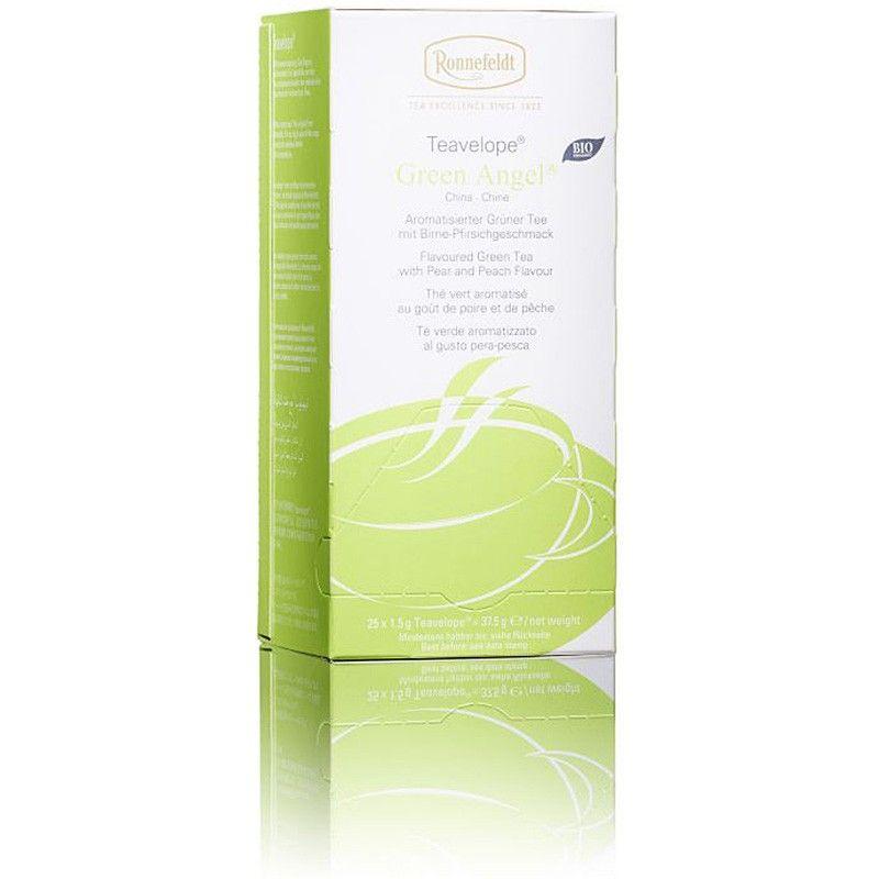 Ronnefeldt Teavelope® Green Angel Organic