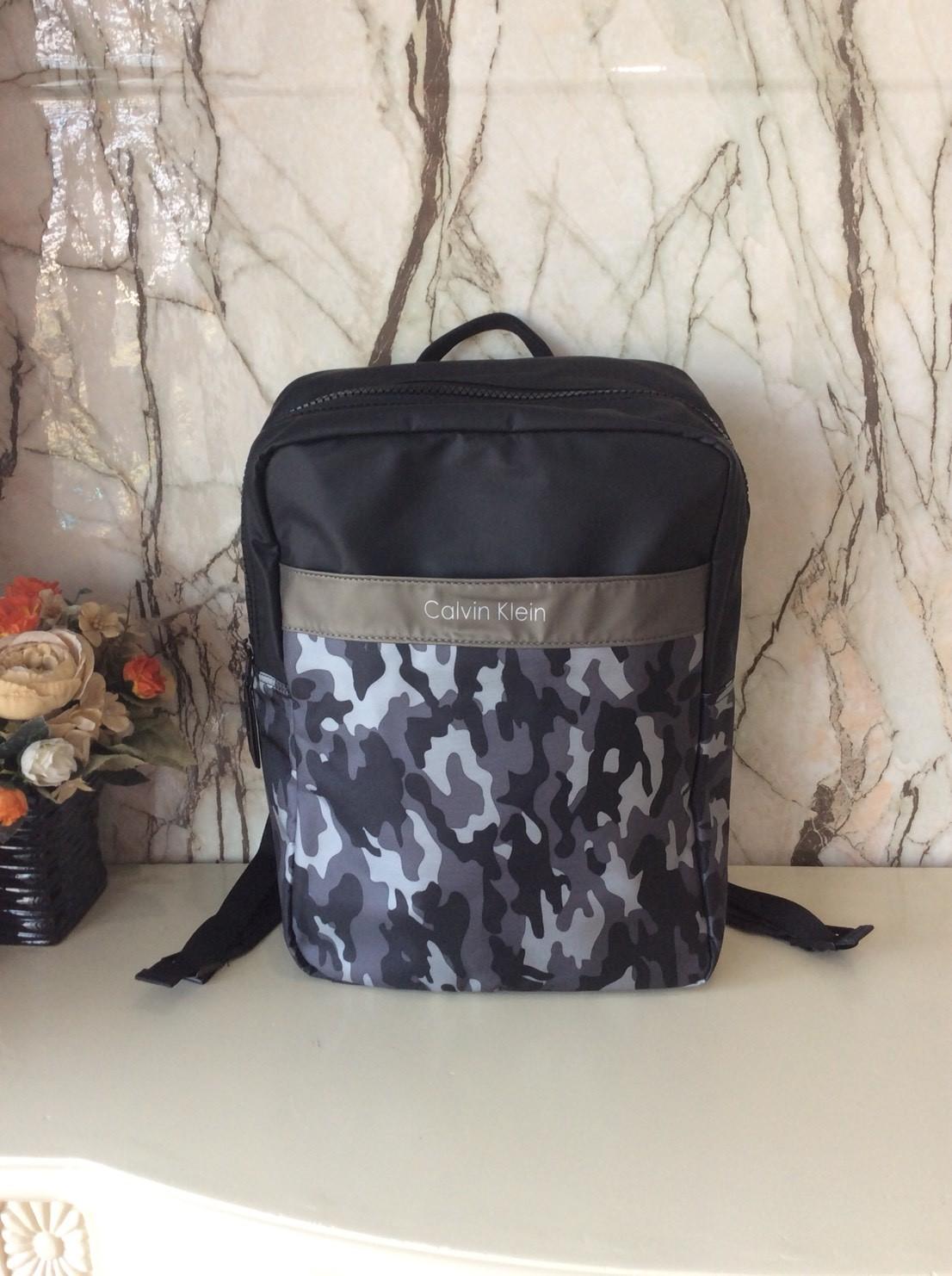 91e089305 Calvin Klein Jeans Backpack กระเป๋าสะพายเป้ใบใหญ่ ลายทหาร - SMT Princess-Quinns  Soap-Outlet Bag-กระเป๋าแฟชั่น : Inspired by LnwShop.com