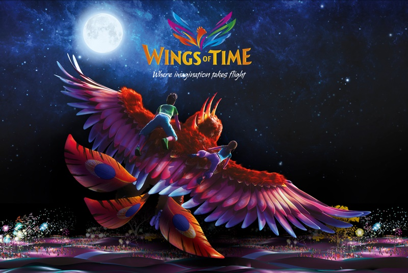 Wings of Time Premium Seat