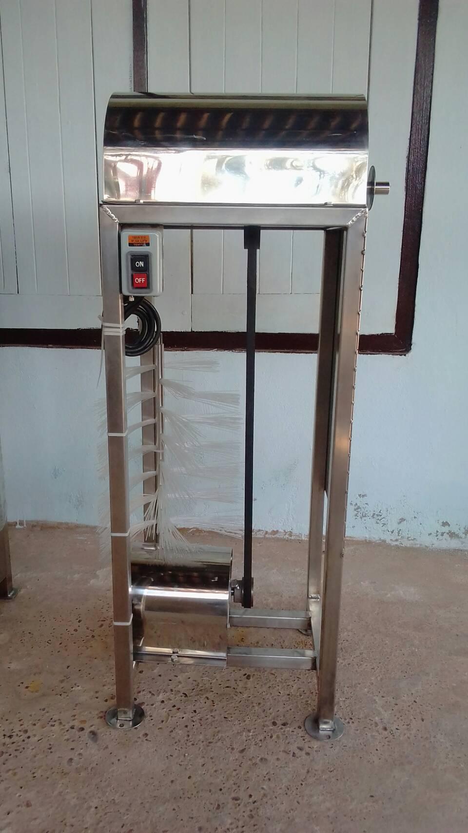 เครื่องล้างถังภายในเอ็นปั่น แบบ 1 หัวแปลงปั่น (รุ่นถอดได้)