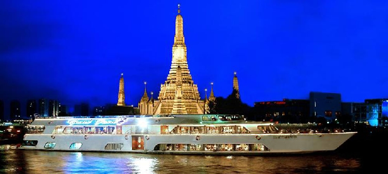 Dinner Cruise by River Star Princess (เด็ก)