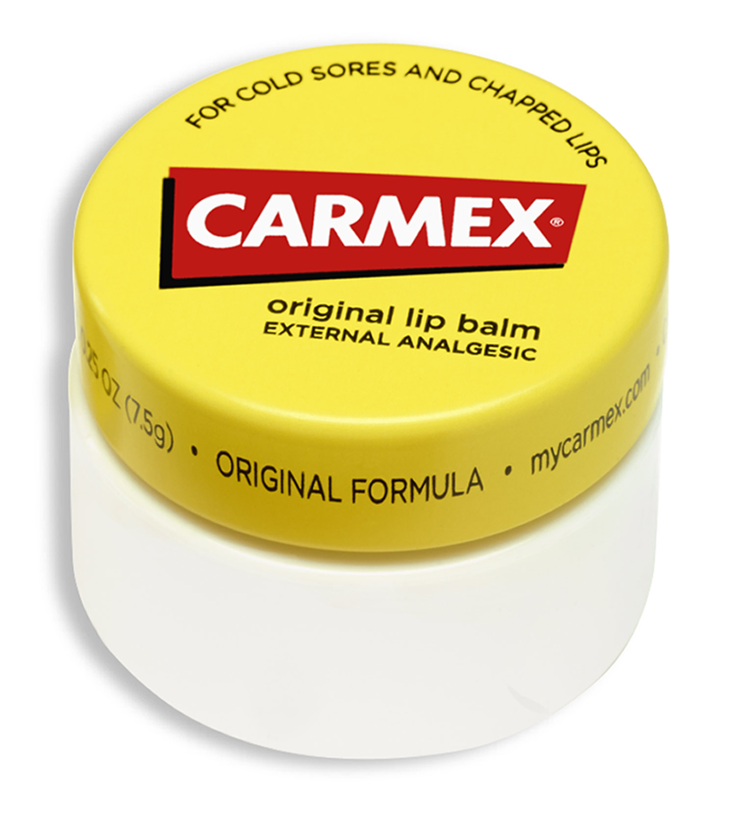 Carmex Original Lip Balm แบบกระปุก