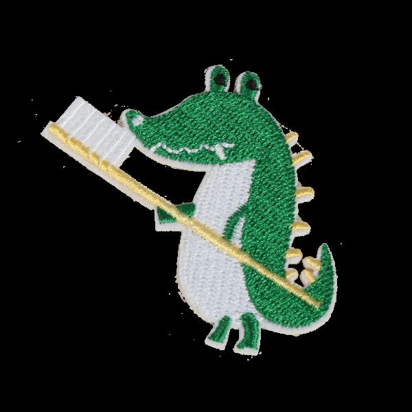 M0114 Mini Crocodile 5.8x5.3cm