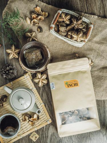 ชาต้มดาวอินชิทั้ง 3 สูตรชาใบ ชากะลา ชาเปลือกดาวอินคา ชาดีคุณภาพเยี่ยมกลิ่นหอมนุ่มรสชาติเข้มข้น 50 g