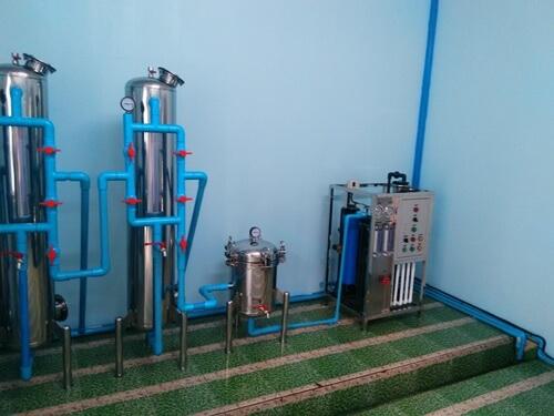 รับติดตั้งโรงงานผลิตน้ำดื่ม R.Oกำลังการผลิต 3,000 ลิตร/วัน (ทั้งระบบ)