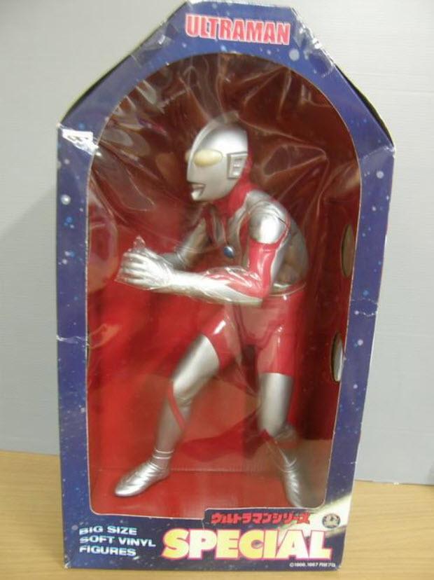 Ultraman ชุด Special ขนาด 14 นิ้ว