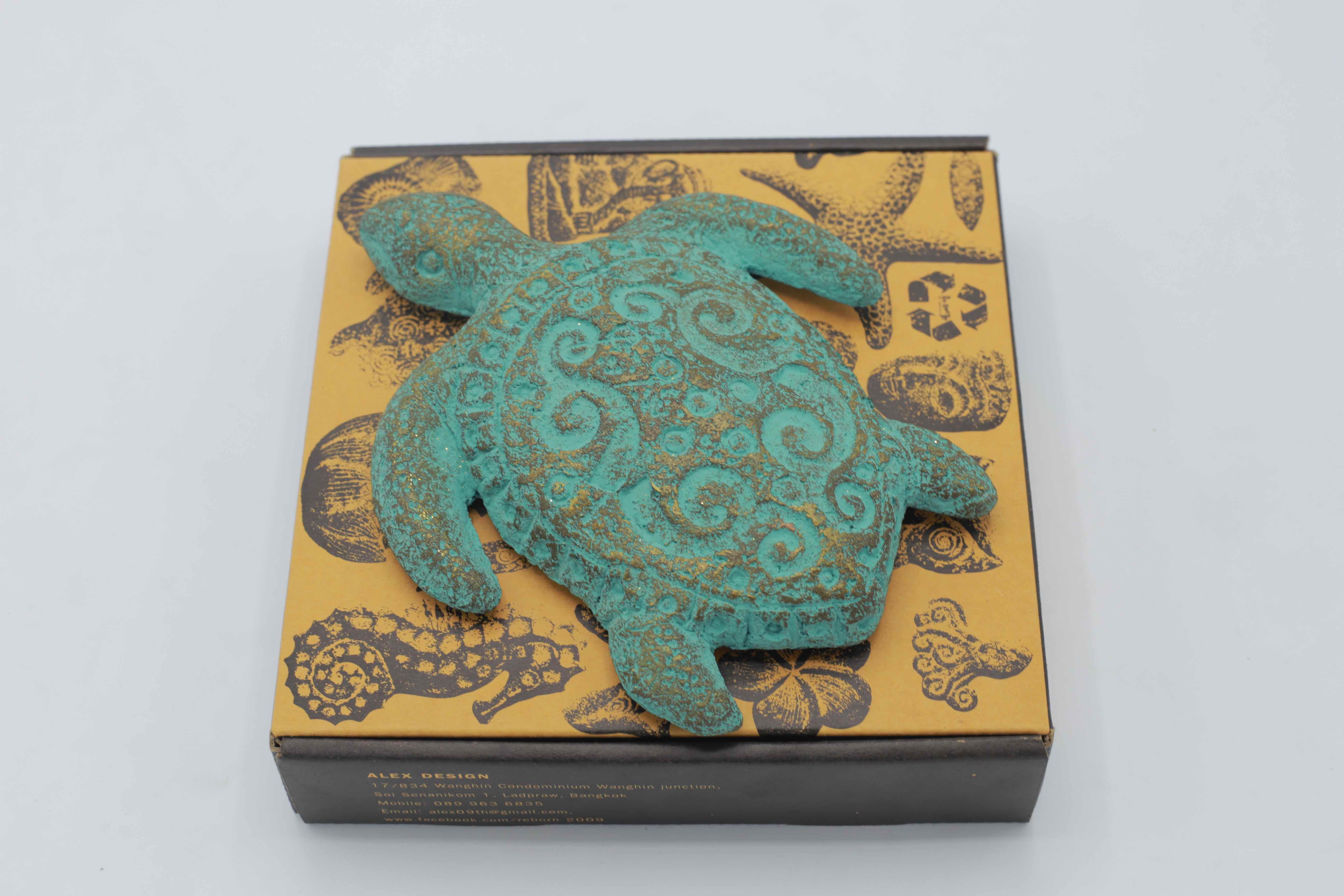 D00038 เต่า REBORN