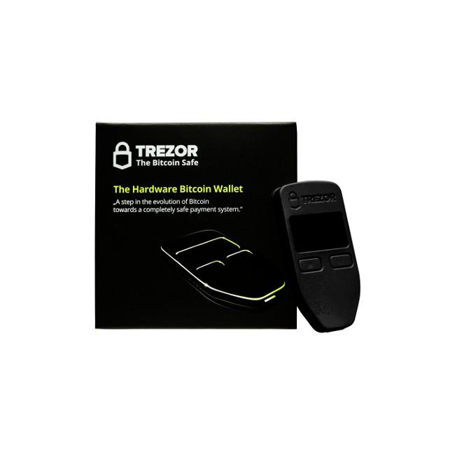 Trezor (Black)