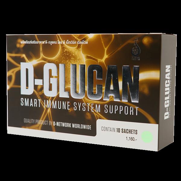 ดีกลูแคน D-Glucan