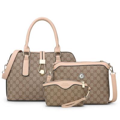 กระเป๋าแฟชั่นเซท3ใบ สุดคุ้ม พร้อมส่ง