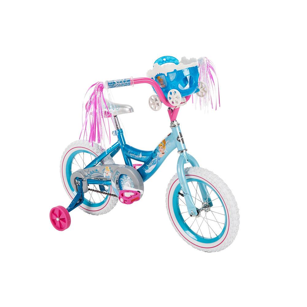 จักรยานซินเดอเรล่า 4 ล้อ Girls 14 Inch Huffy Disney Cinderella Bike สวยหวาน น่ารัก