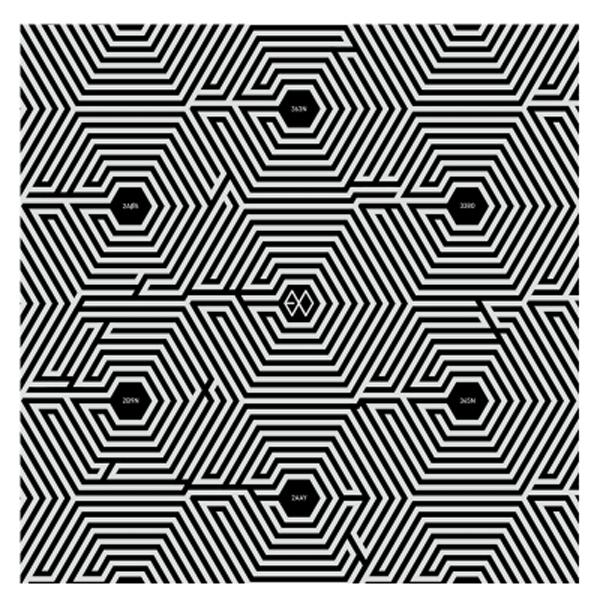 EXO-K - Mini Album Vol.2 [Overdose]] ไม่มีโปสเตอร์
