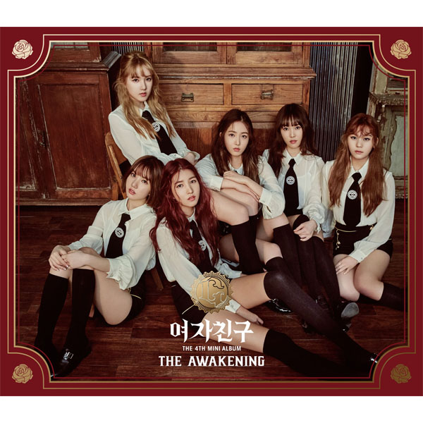 GFRIEND - Mini Album Vol.4 [THE AWAKENING] (Knight ver.)
