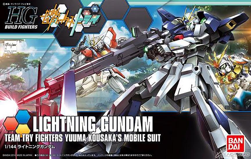 [HG] LIGHTNING GUNDAM