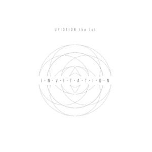 UP10TION - Album Vol.1 [INVITATION] (Silver Ver.) + โปสเตอร์พร้อมกระบอกโปสเตอร์