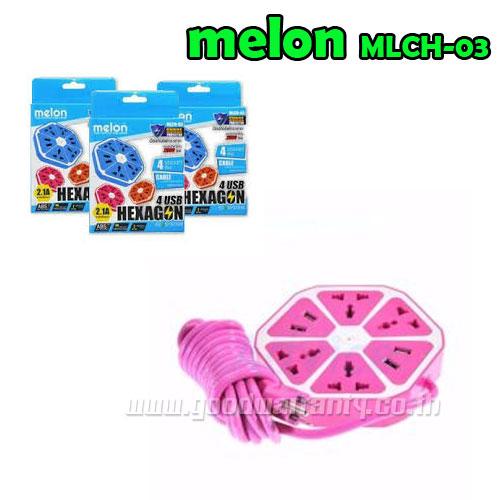 PLUG MELON MLCH-003