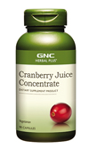 NC Cranberry Juice Concentrate จีเอ็นซี แครนเบอรี่ จูซ 90 Capsules Code: 425167 เลขทะเบียน อย. 10-3-02940-1-0191