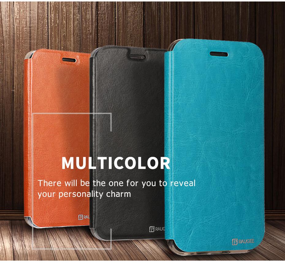 เคสฝาพับ Leather Wallet Case (Xiaomi Redmi Note 5)