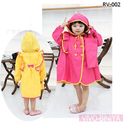 RV-002 เสื้อกันฝน VIVO-BINIYA