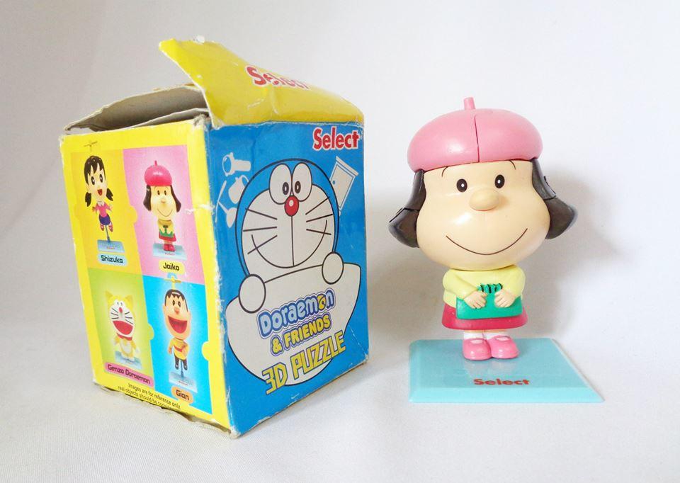 Doraemon & Friends 3D Puzzle Fujiko Pro