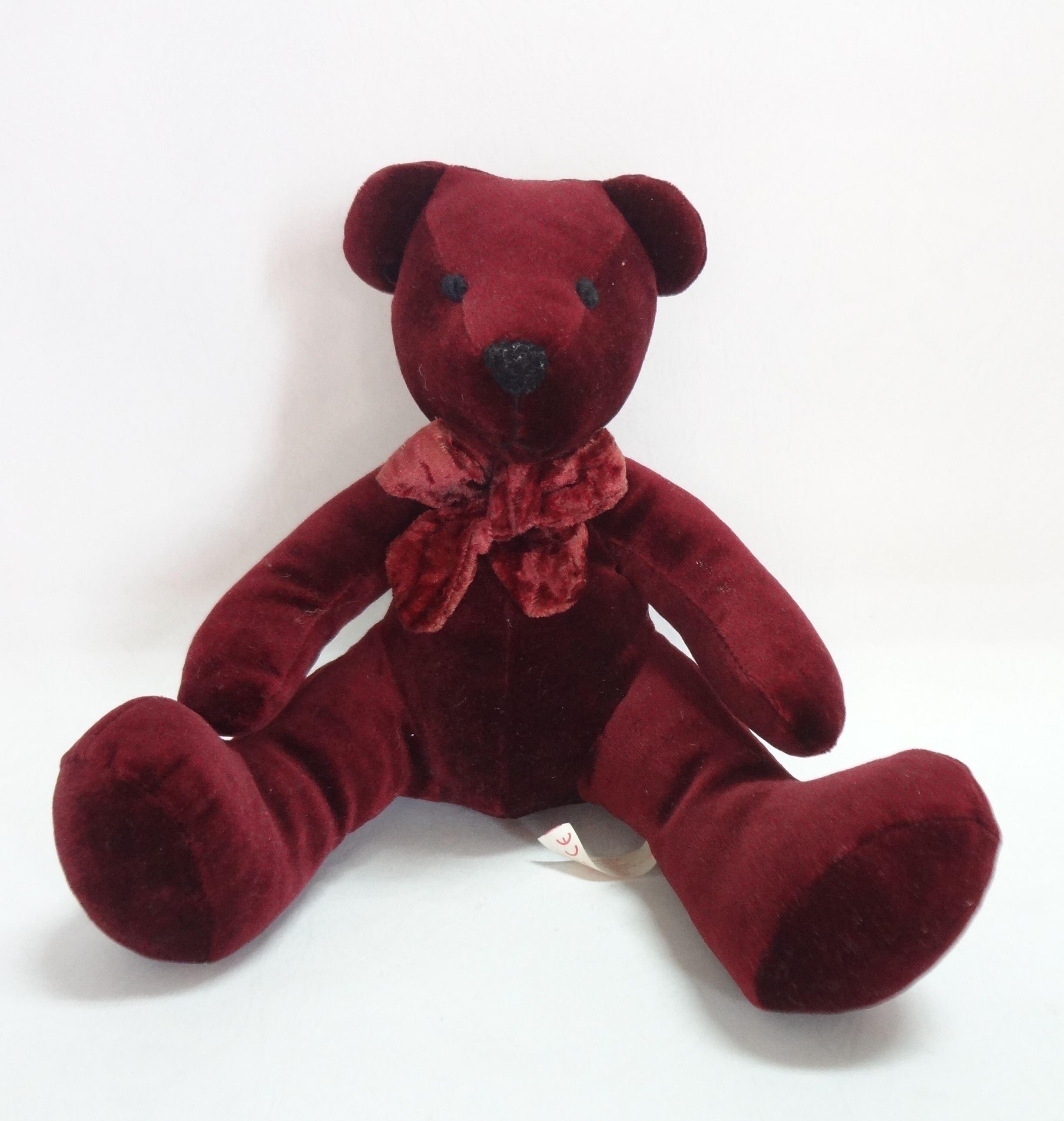 ตุ๊กตาหมี RAZZLES BEAR ยี่ห้อ RUSS BERRIE
