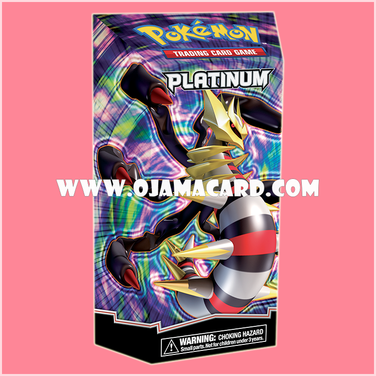 Pokémon TCG Platinum : Rebellion Theme Deck