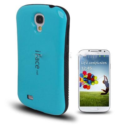 เคส iFace (TPU + Plastic) Samsung GALAXY S4 IV (i9500) สีฟ้าอ่อน