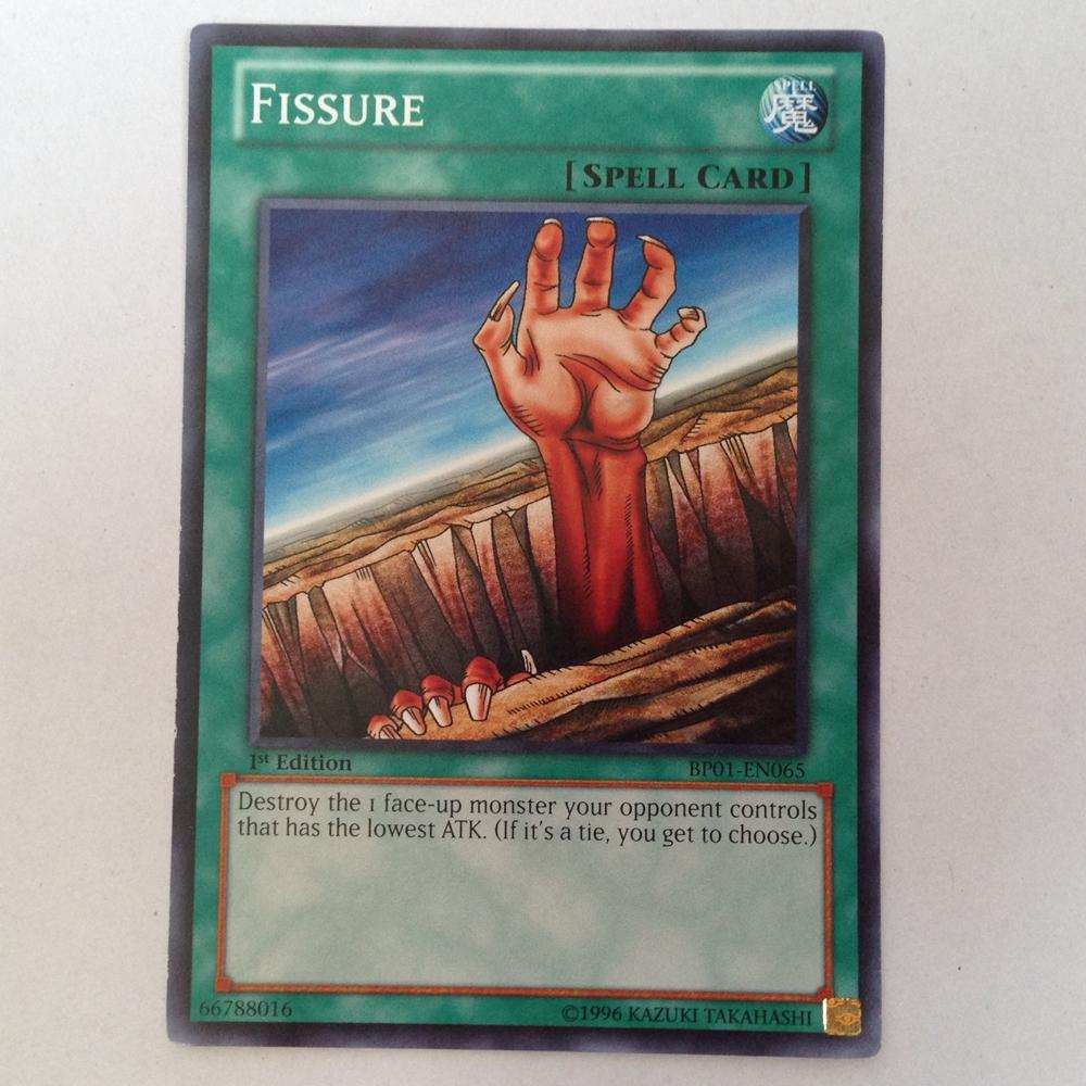 BP01-EN065 : Fissure (Common) - Used