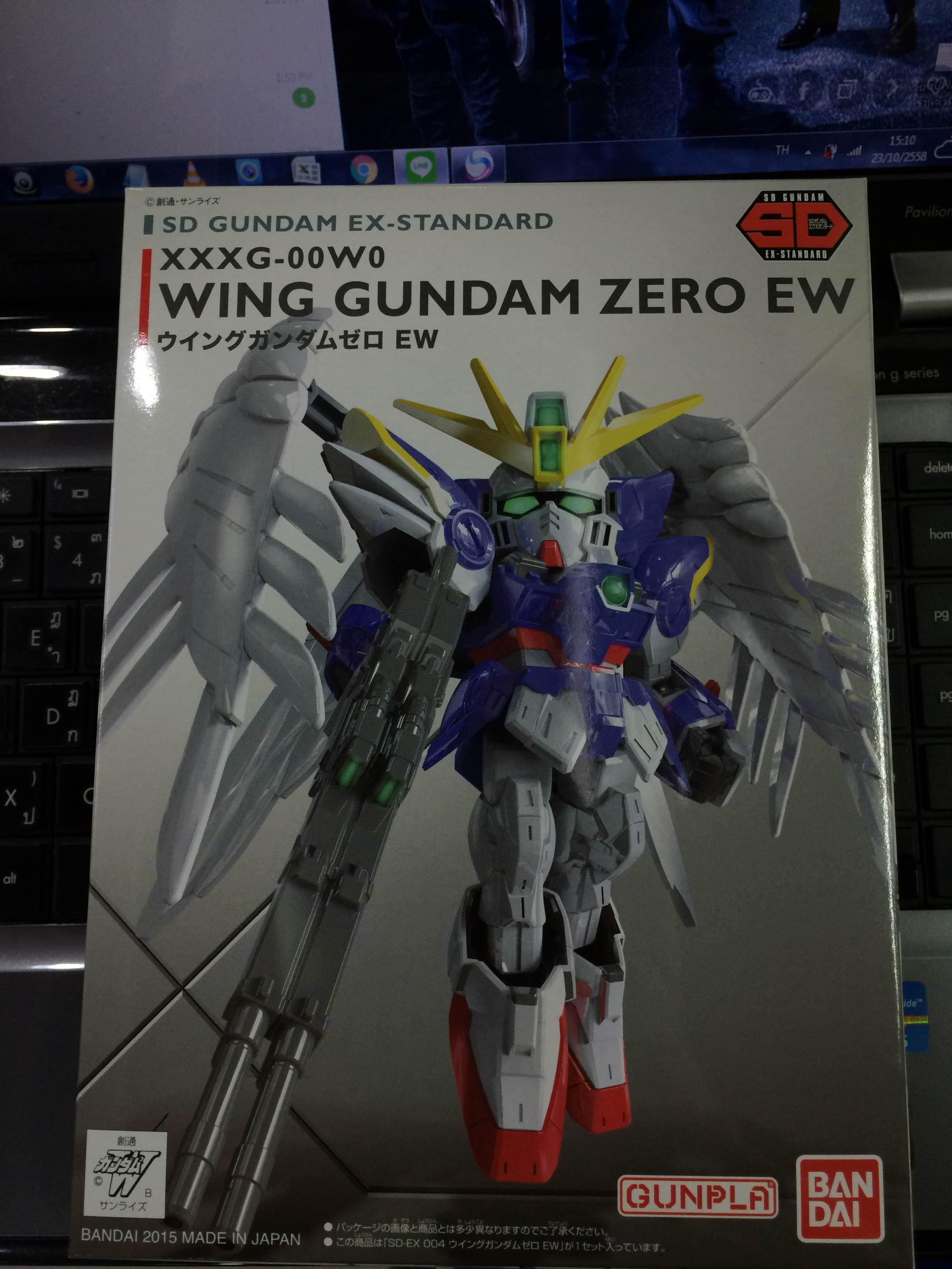 SD WING GUNDAM ZERO EW