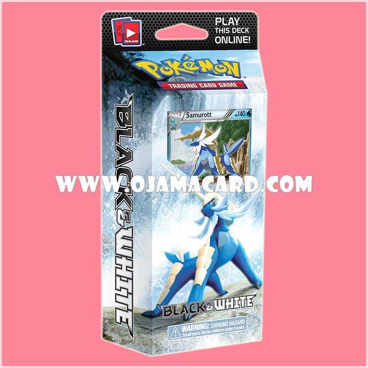 Pokémon TCG Black & White : Blue Assault Theme Deck