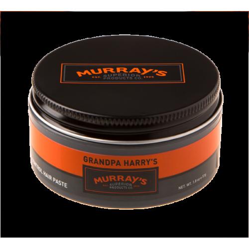 Grandpa Harry's Total Control Hair Paste (Water Based) ขนาด 1.8 oz.