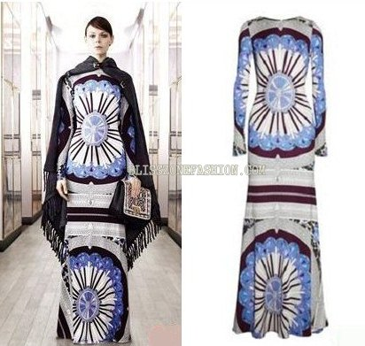 PUC74 Preorder / EMILIO PUCCI DRESS STYLE