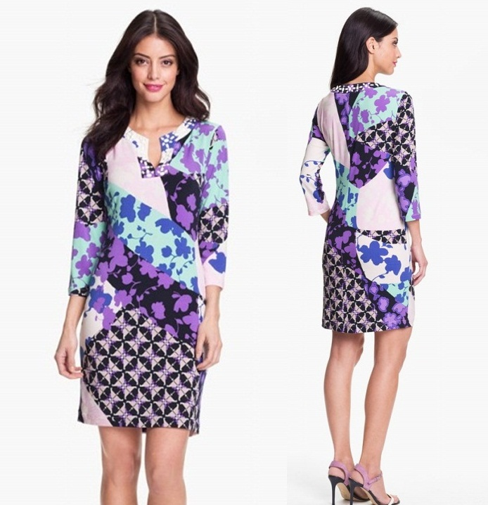 PUC83 Preorder / EMILIO PUCCI DRESS STYLE
