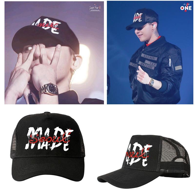 หมวก BIGBANG MADE IN SEOUL
