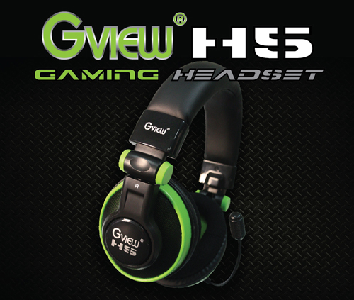 Gview H5 Gaming Headset