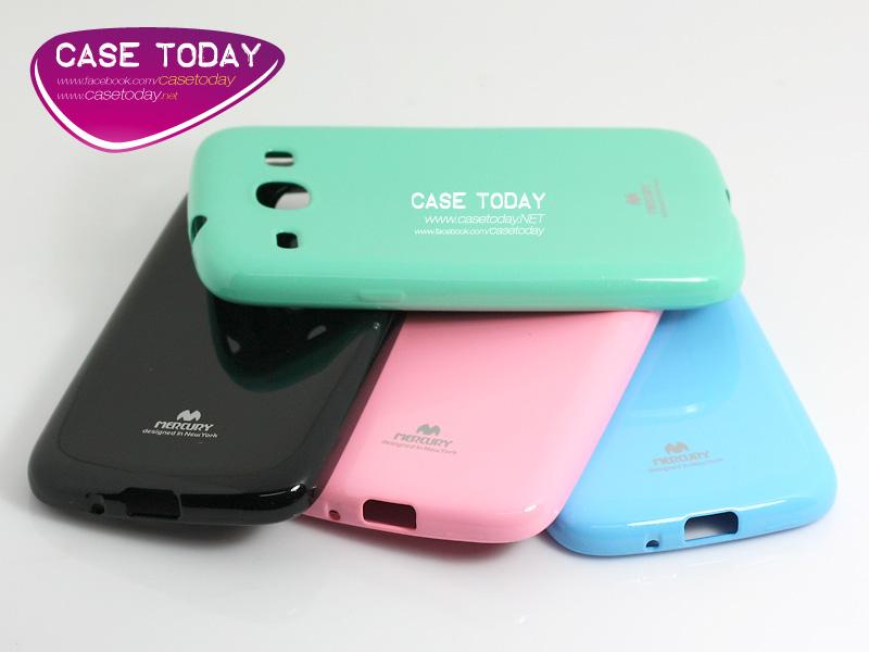เคส Samsung Core Jelly Case TPU จาก Mercury