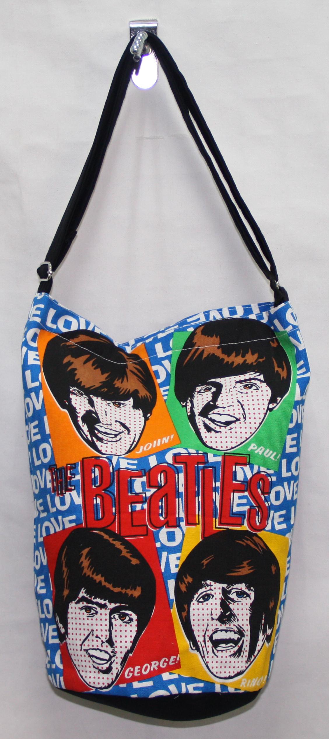 กระเป๋าผ้าcanvas สกรีนลาย