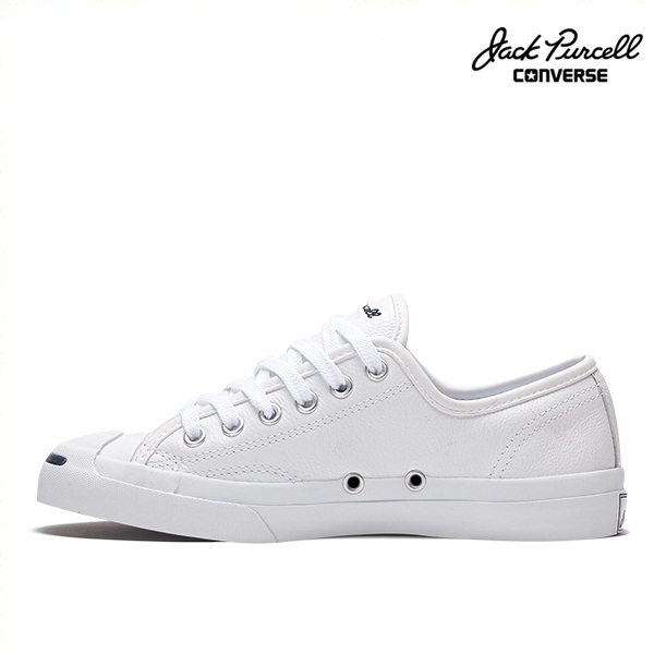 *Pre Order*Converse Jack Purcell men and women shoes lovers shoes 101509 /หนัง