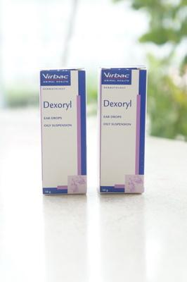 Dexoryl 10 g. (2 หลอด 550.-)