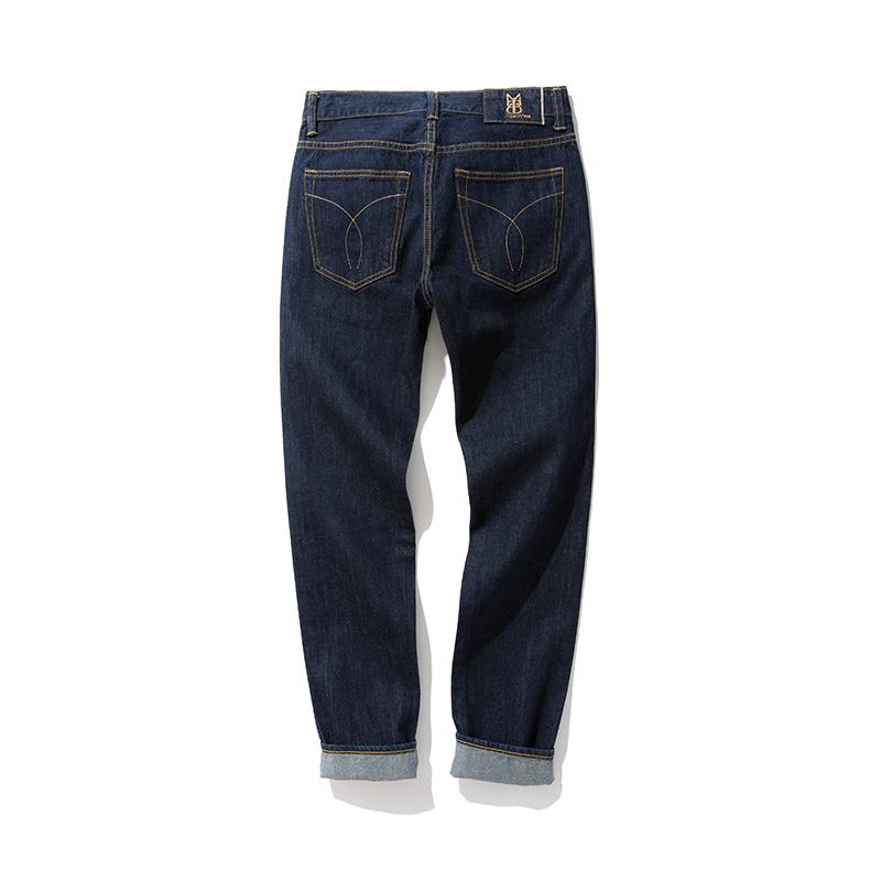 *Pre Order*Mbbcar กางเกงยีนส์ทรงกระบอก/แฟชั่นชายญี่ปุน size 28-40